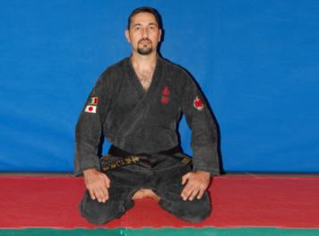 Maestro Daniele Boldini 3 Dan Ju Jitsu