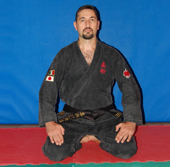 Maestro-Daniele-Boldini-3-Dan-Ju-Jitsu-Presidente-e-Direttore-asd-yu-dojo-bushido-ryu-pomezia
