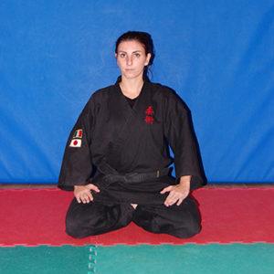 Roberta-Zanobi-istruttore-1-dan-Responsabile-settore-Difesa-Personale-e-della-Comunicazione-a-s-d-yu-dojo-bushido-ryu
