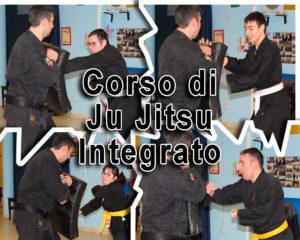Corso Ju Jitsu Integrato asd yu dojo bushido ryu Pomezia