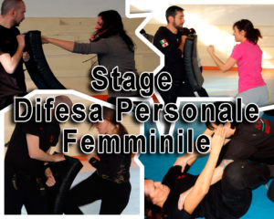 Gallery stage difesa personale femminile