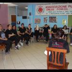 PSICOLOGIA APPLICATA ALLA DIFESA PERSONALE con la dottoressa Opitano Vittoria stage ju jitsu difesa femminile pomezia