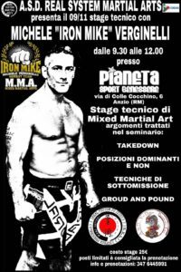 MMA Arti Marziali Miste
